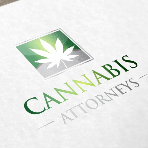 Cannabis Attorneys Logo Design